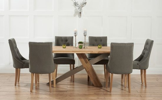 Upholstered dining chairs a touch of beauty and coziness in dining space dining chairs - Upholstered chairs for small spaces concept ...