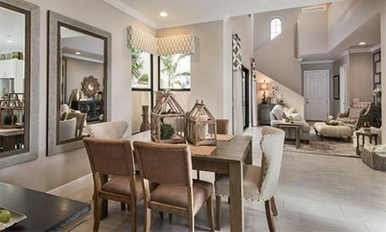 Vastu shastra for dining room how to go pure indian for Model home dining room