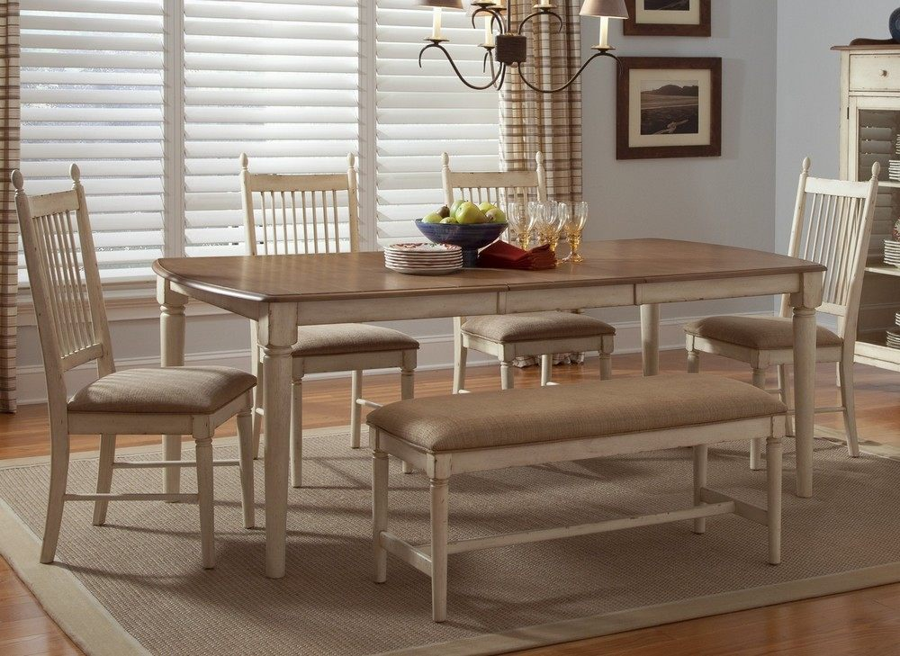 Wood dining room furniture for warm homey and stylish for Dining room looks