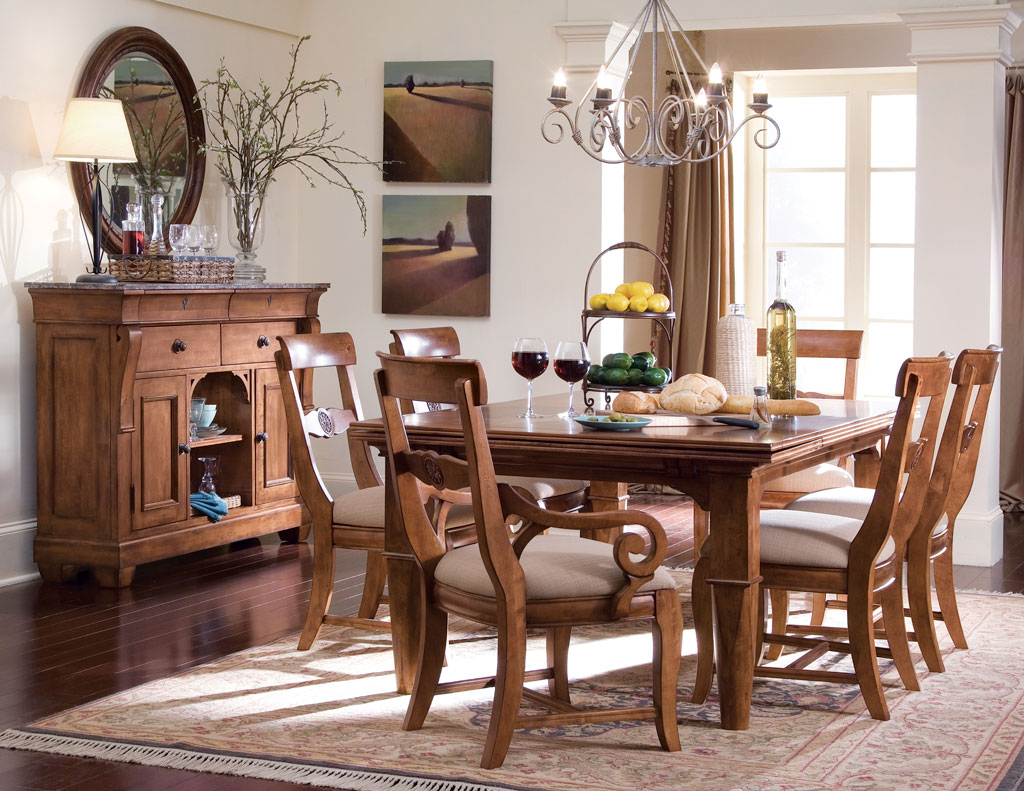 Amish contemporary dining room furniture how modern your for Dining room tables handmade