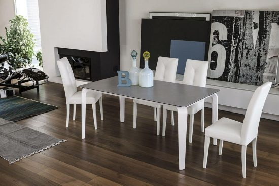 Dining room furniture brief tips to bear in mind while - Sale da pranzo contemporanee ...