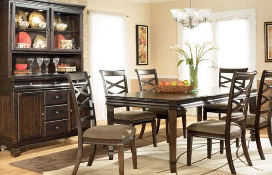Dining Room Furniture – Gorgeous Dining Room Design Ideas That Will Perfect it