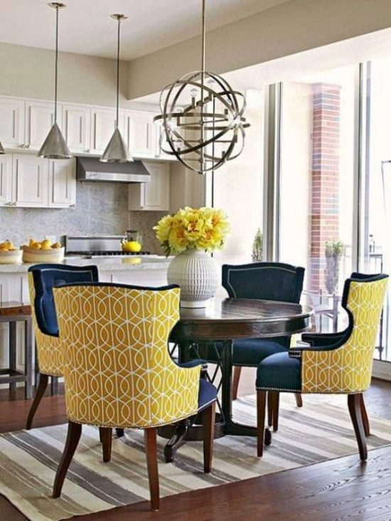 Dining Room Upholstered Chair Cleaning Sparkling Clean