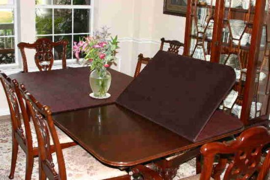 Dining Table Pads – Pads for Saving Your Dining Table's Life!