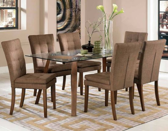 Fabric dining room chairs the most important factors to for Fabric dining room chairs