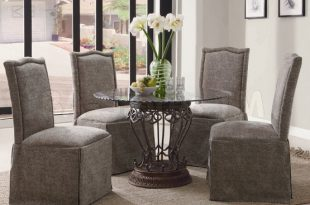 Dining Room Upholstered Chair Cleaning – Sparkling Clean Dining ...