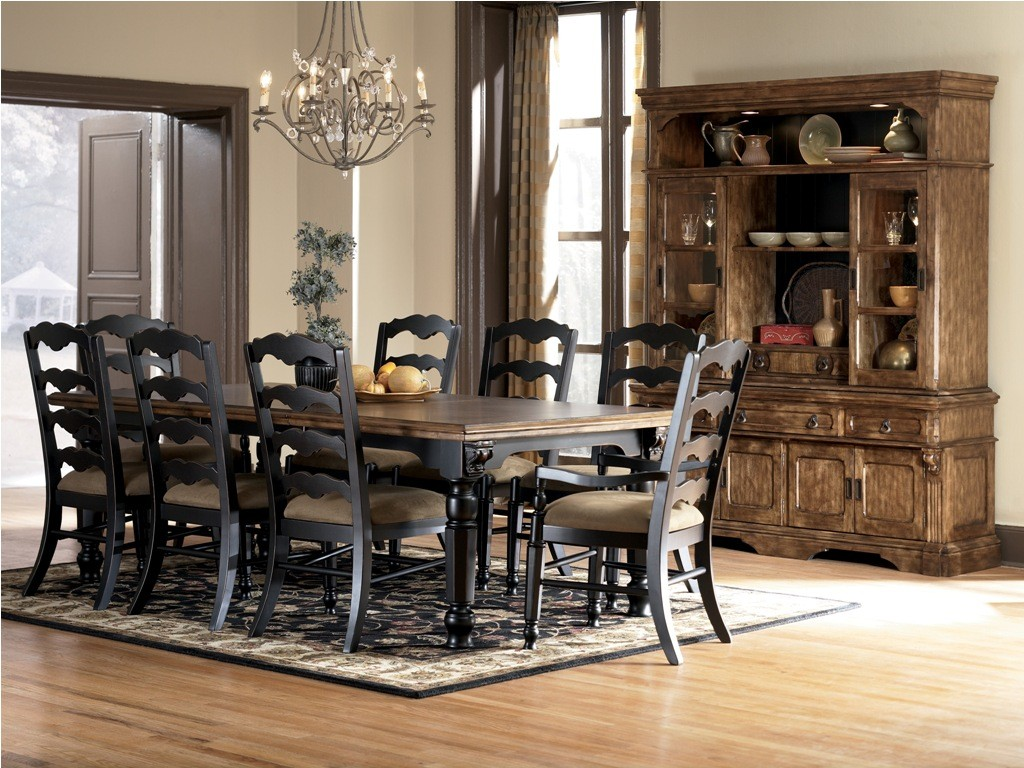 Formal dining room sets improving how your dining room for Dining room sets for 6