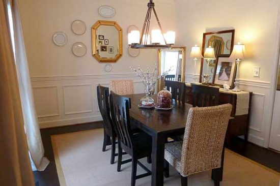 Dining Room Decoration – Here Comes the 2017 Decorating Ideas for Dining Rooms