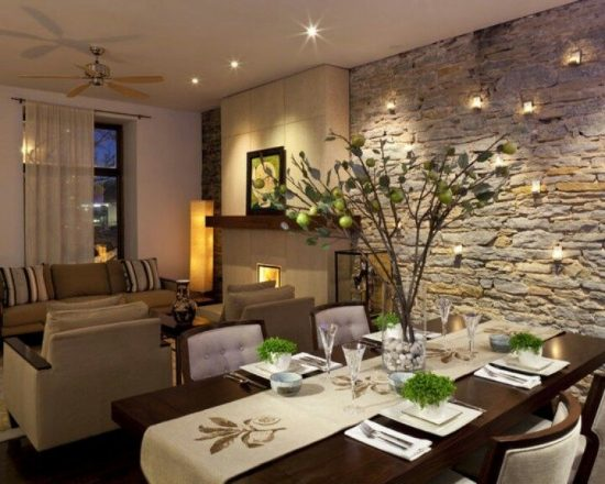 Dining-Living Are Decoration - Unrivaled Guide to Decorate a Dining-Living Room
