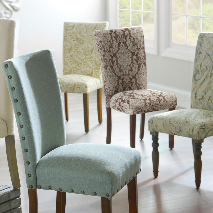 Fabric Kitchen Chairs
