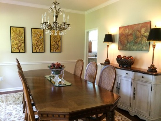 Update dining room table