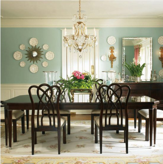 Dining room update affordable and easy ideas to update for Simple dining room