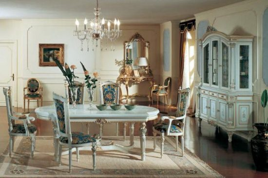 Dinning Tables with Different Styles and Shapes