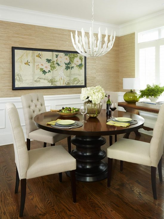 Small dining rooms ideas smart ideas to design a small for Small dining room design