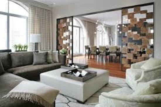 Decorate a Dining areaArea living with a Living room Room