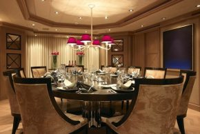 How to get a gorgeous interior design for dining room?