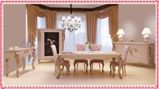 3 simple tips to decorate your dining room