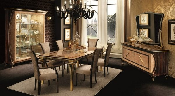 Astonishing dining room tables designs that inspire