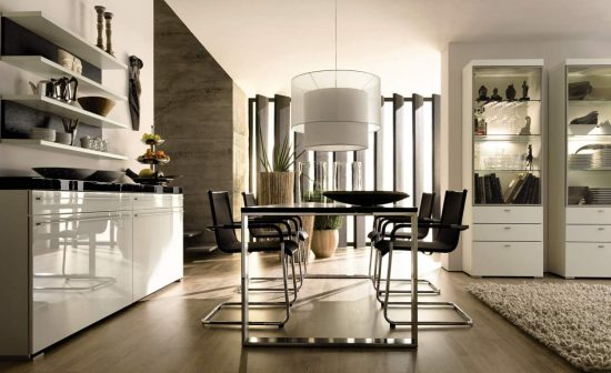 Break bread in beauty Modern dining room dining room designs for inspiration 2