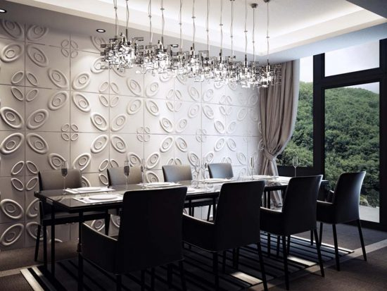 Breaking bread in beauty: Creative contemporary dining room furniture ideas
