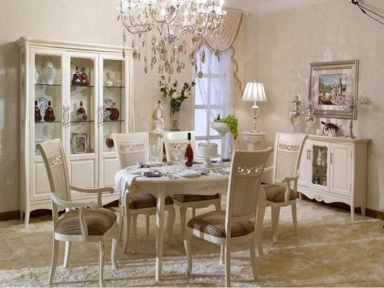 Creative dining room curtain designs