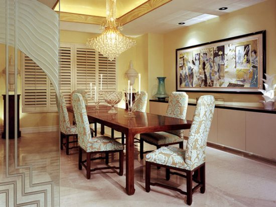 Inspiring ideas for dining room decorating