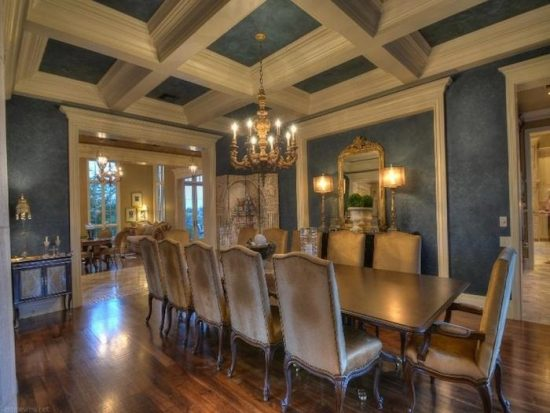Thank me later! Stunning dining room colors that inspire