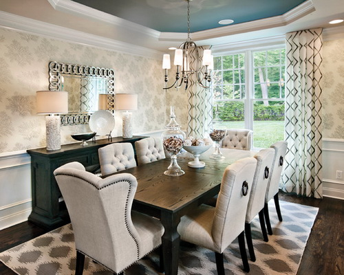 The Way to Modernize Your Dining Room