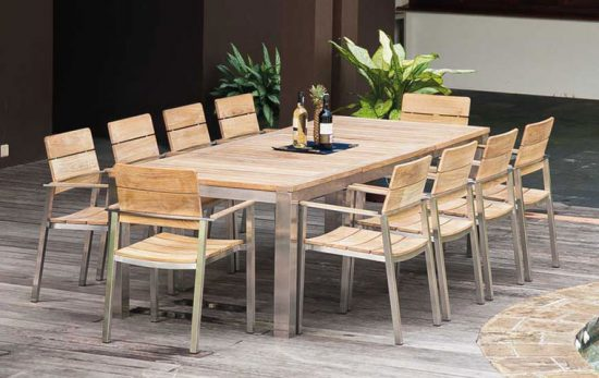 best guide to outdoor dining furniture