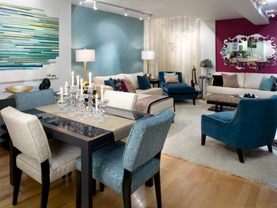 6 ideas to help you to Coordinate Paint Colors in the Living ...