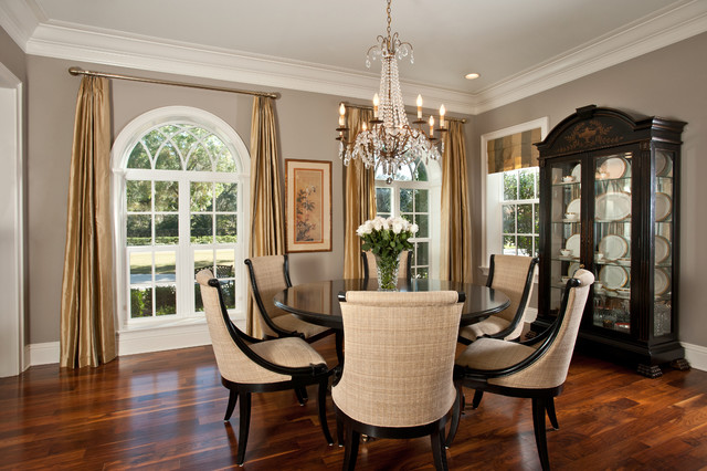 8 Creative ways to re decorate a Traditional Dining Room - dining ...