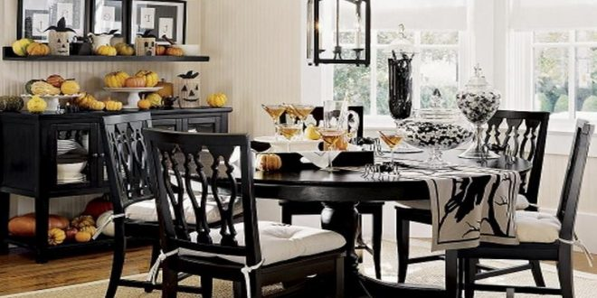 Black dining room table – Why you should buy one