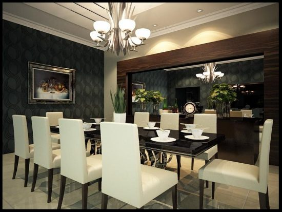 Dining room decoration – a new way to define style & elegance