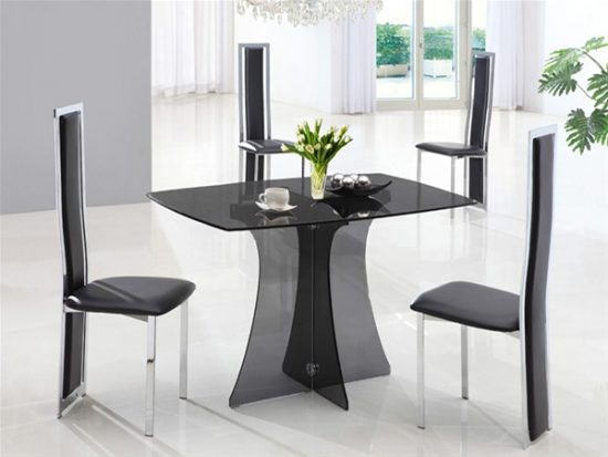 Don't waste time ,buy a glass dining table now !