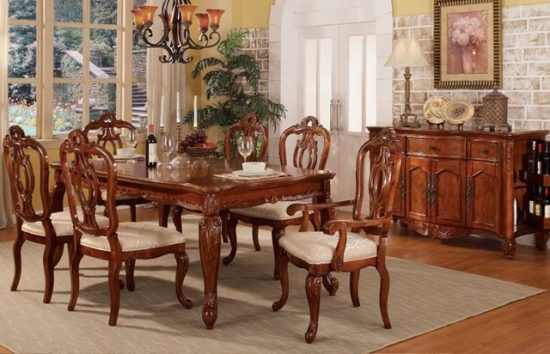 Examples of dining room chair types & styles to inspire you
