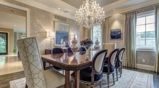 Formal dining room décor – exceed your limits