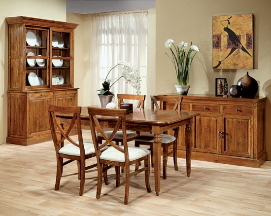Give your Dining Room an Amazing look with Oak Dining Room Furniture