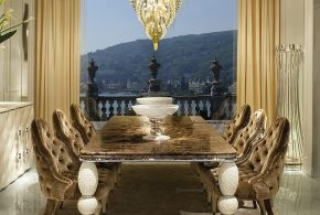How to Maintain the Beauty of your Marble Dining Table?