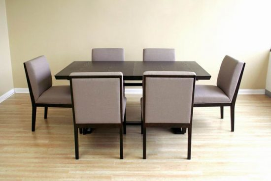 How to create your own dining set