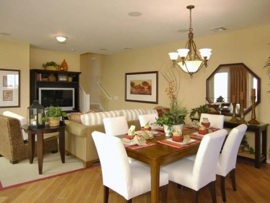 Learn How to Decorate a Dining Room Table