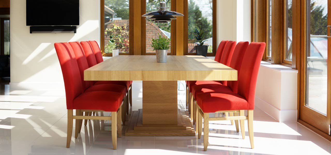 Oak Dining Room Tables And Love U2013 How They Are The Same