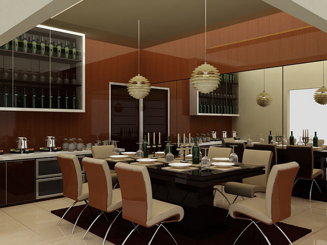 Exceptionnel Dining Room