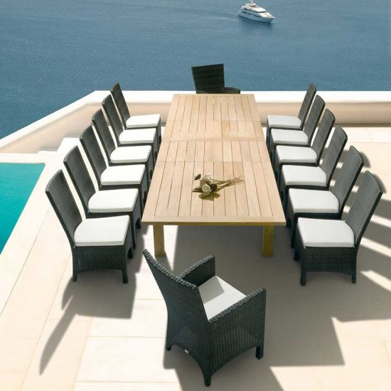 What you Need to Know about Outdoor Dining Furniture