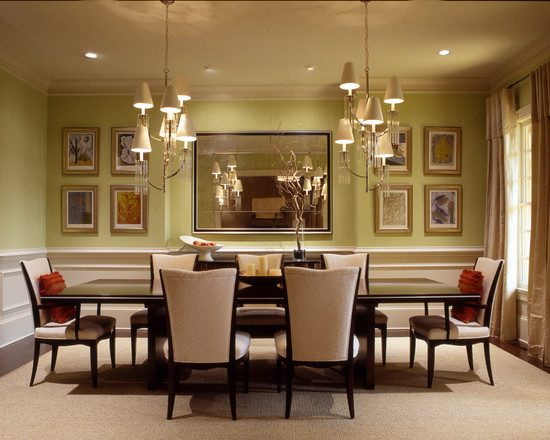 Decorate you dining room using Smart and effective tips & tricks