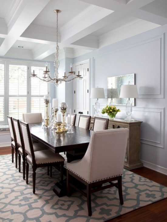 How good dining room lighting makes your life easier