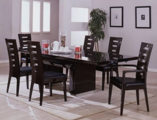 Modern dining room furniture – Give your dining room a makeover