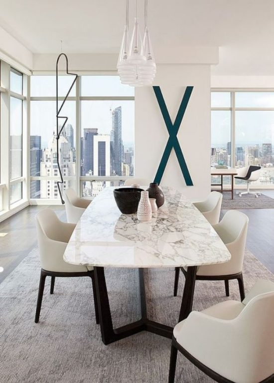 2018 different and stunning dining table designs for every taste Different Dining Tables