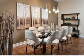 2018 concepts for marvelous dining rooms interior designing