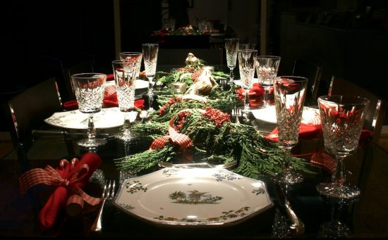 Christmas Dining Room Decoration – Have You Ever Heard about this Year's Ideas?
