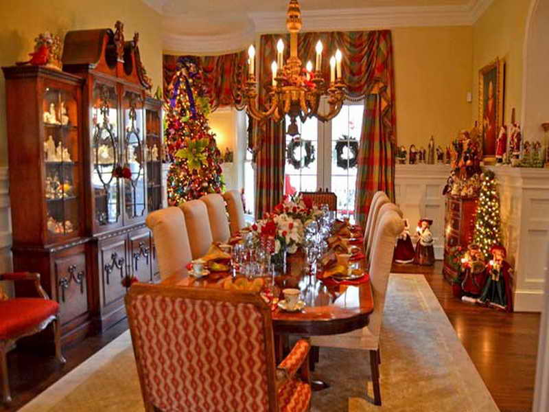 Christmas Dining Room Decoration Have You Ever Heard About